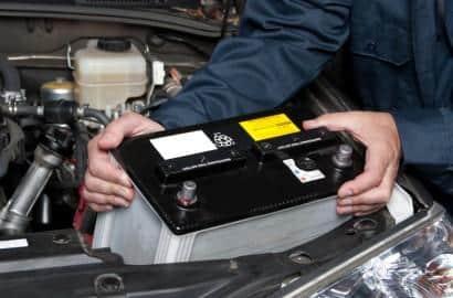 Circle S Auto Service Car Battery