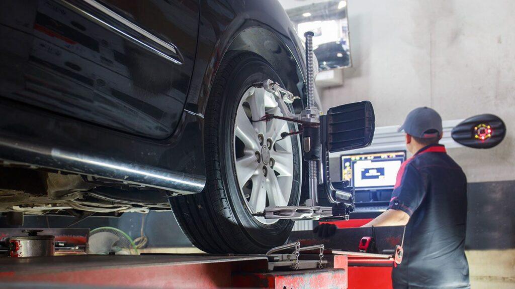Circle S Auto Service Vehicle Tracking